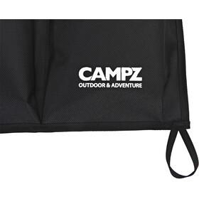 CAMPZ Tent Organiser Universal schwarz